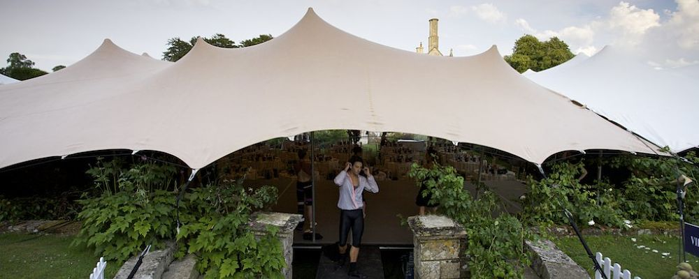 Combined Stretch Tents & Combined Stretch Tent Hire UK To Cover Large Events CGSM Events