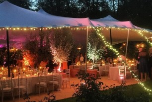 20 x 15 TM Wedding Lighting 4