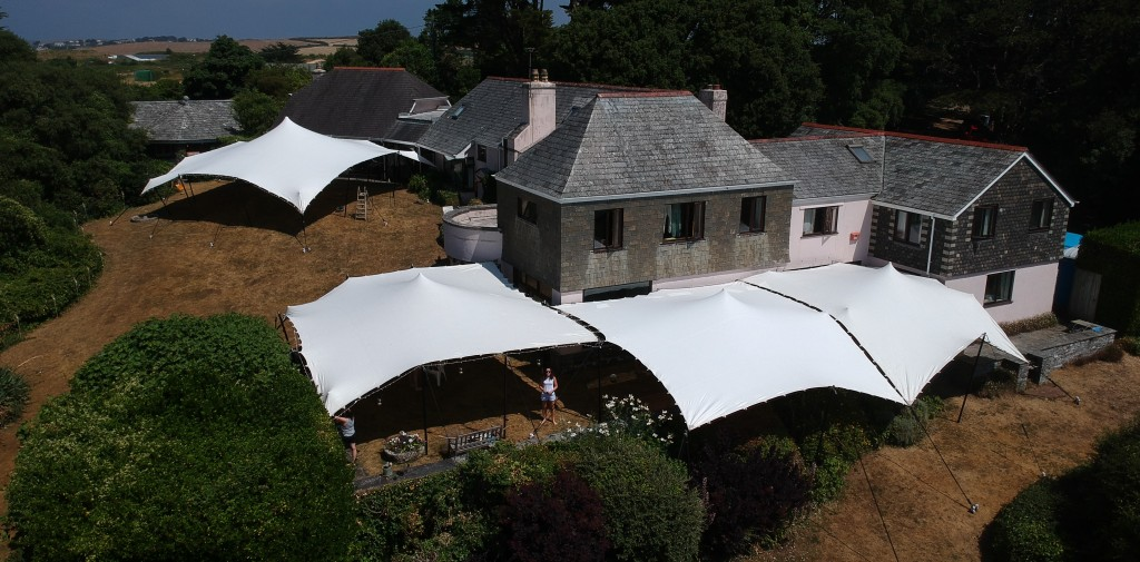stretch tent hire things you need to know