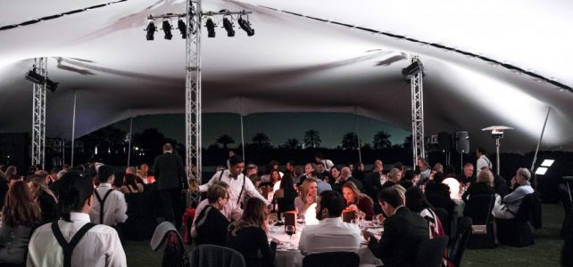 Corporate Stretch Tent Hire UK
