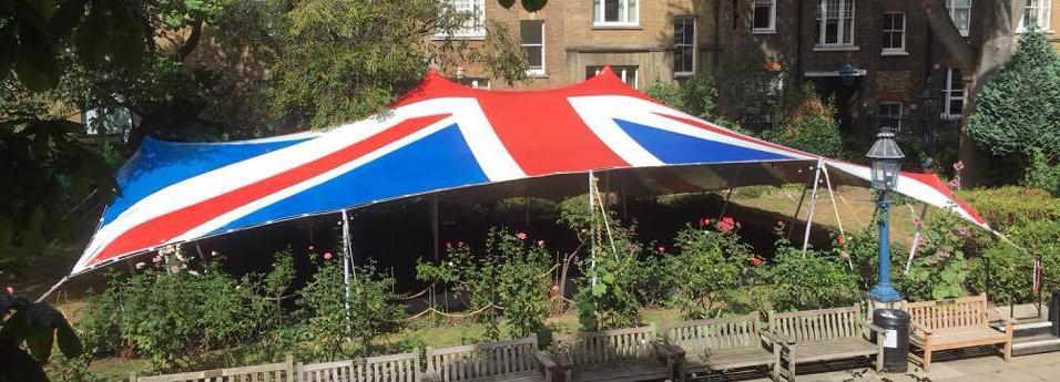 Medium Stretch tent Hire CGSM Events