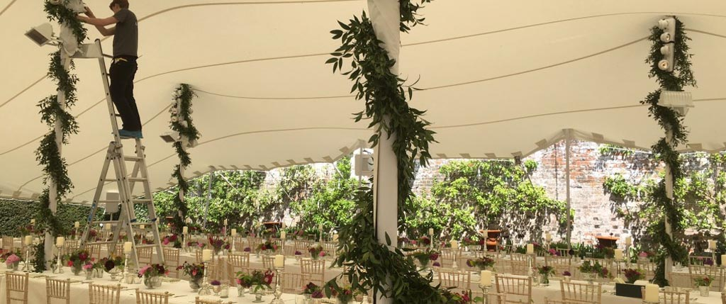 Weddings Stretch Tents