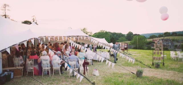Wedding Stretch Tent Packages